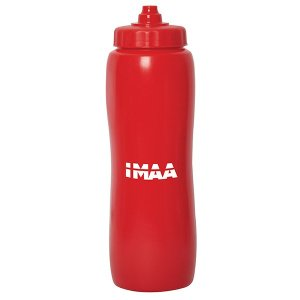 Personalized Valais Squeeze Water Bottle – 33 oz.