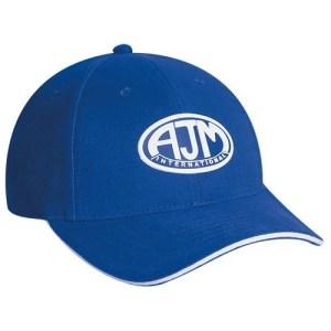 Brushed Cotton Promotional Cap
