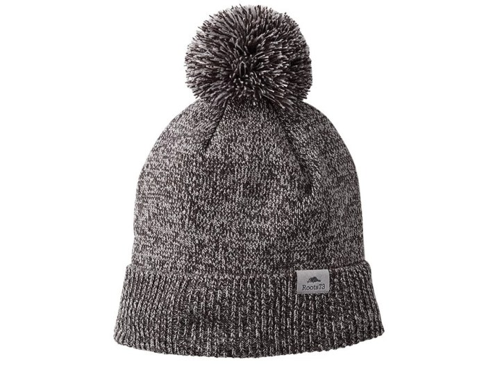 Roots73 Shelty Knit Toque - charcoal