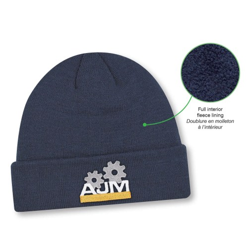 Micro Fleece Cuff Toque