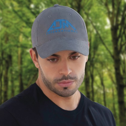 Heavyweight Brushed Cotton Drill Cap
