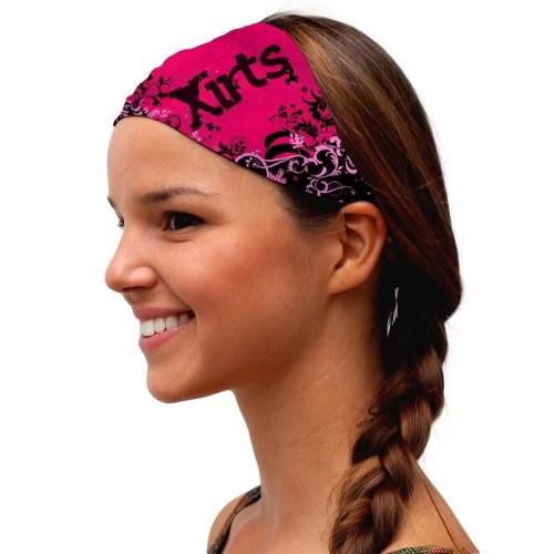 Custom Tuber Demi Headband