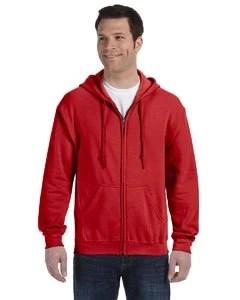 Gildan Adult Heavy Full-Zip Hoodie