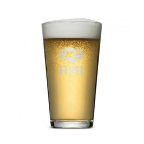 Custom Pub Beer Glass