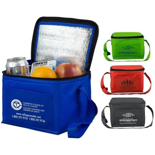 Custom Non-Woven Insulated Cooler Bag