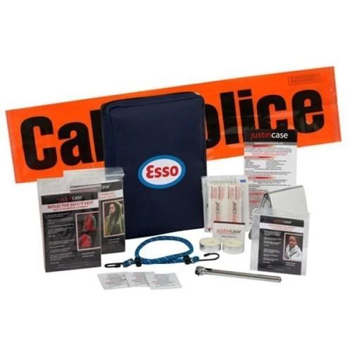 Custom Car Safety Kit & Document Holder