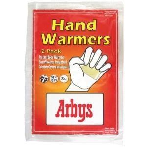 Custom Hand Warmer 2-Pack