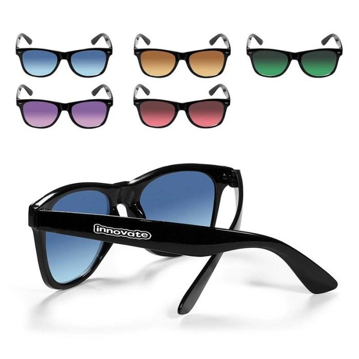 Gradient Tinted Lenses Custom Sunglasses