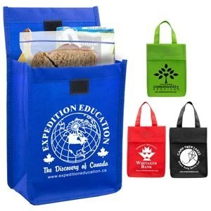 Value Promotional Lunch Tote Bag