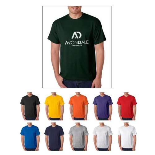 Custom Gildan Adult DryBlend T-Shirt