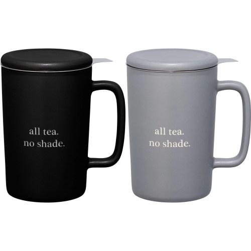 Custom Ceramic Tea Mugs