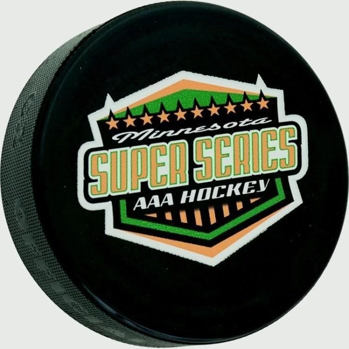 custom hockey pucks