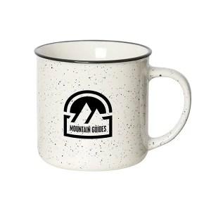 Custom Speckled Mug – 12 oz.