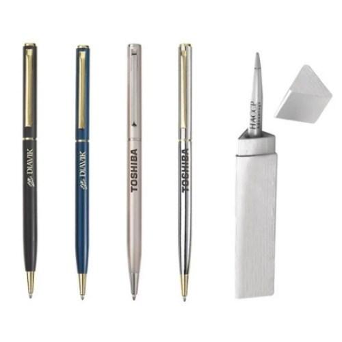 Twist-Action Custom Metal Pen