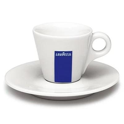 Custom Espresso Cup w/ Saucer
