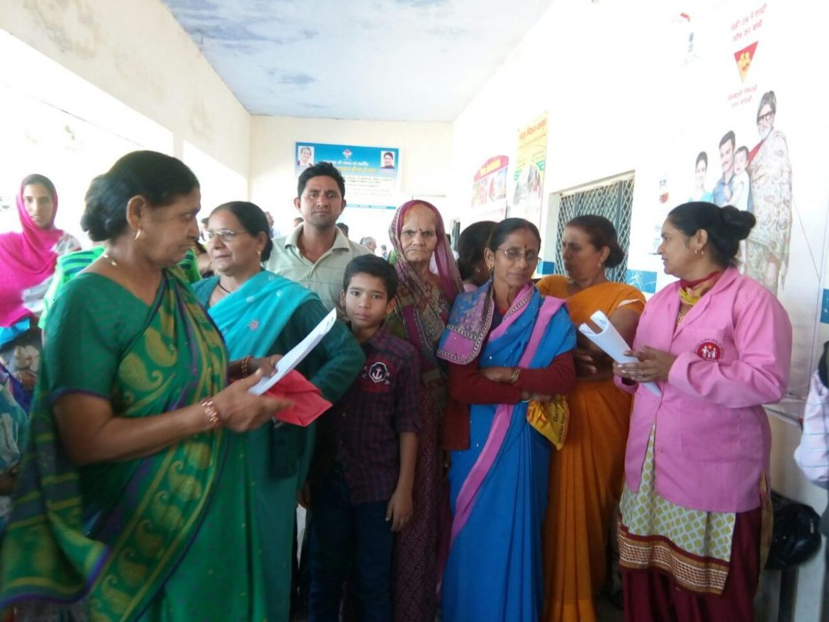 Free Breast Cancer Screening camp organized in the remote area of Uttarakhand