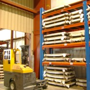 Heavy Pallet Racks