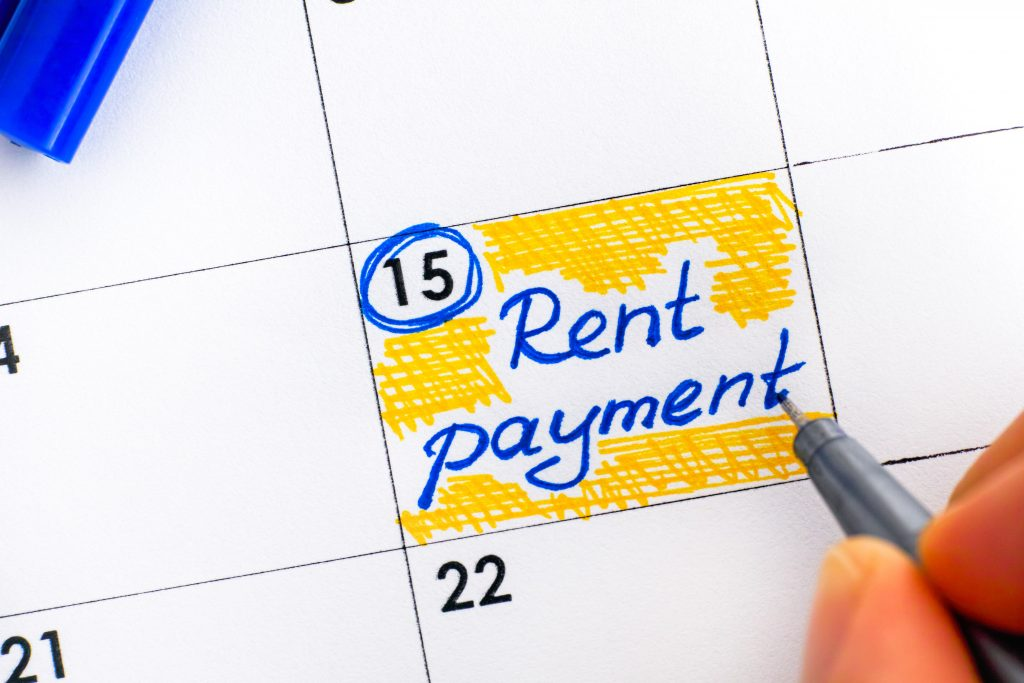 does paying rent build credit