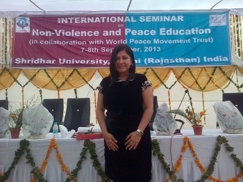 Dr Nirvadha Singh, member of the Governors Committee for CANSA