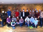 The masked innovation workshop (January 2014)