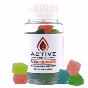 ACTIVE CBD GUMMY