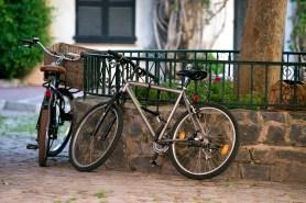 Bicycles, Rue Saint-Jean