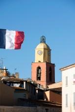 """""""L'église paroissiale Notre-Dame de l'Assomption de Saint-Tropez"""""""