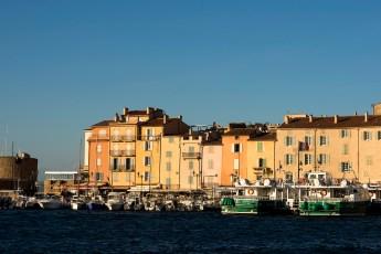 La vieille ville et port