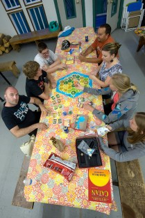 Settlers of Catan. Does it get any more Canadian than this?