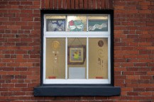 Artisans' Studio Window