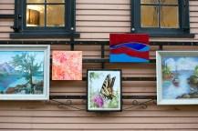 Paintings, Gallery Row