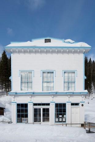 Masonic Hall Cariboo Lodge #4