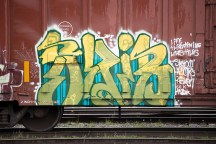 """Life-threatening lifestyles"" I'd say tagging trains could be one ..."
