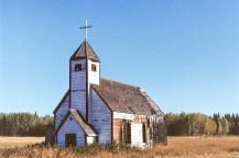 Red Bluff church