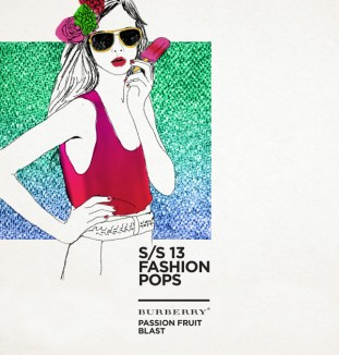 SS13 Fashion Pops