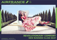 Air France - New Business Class