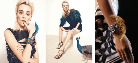 Milou van Groesen for Harper's Bazaar & Fendi