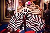 Christian Lacroix designs Elsa Schiaparelli Haute Couture