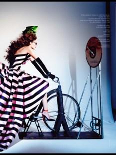 2013 Couture Christian Lacroix - Vogue US September 2013