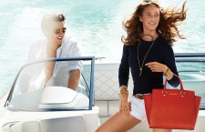 Michael Kors SS14 Ad Campaign by MARIO TESTINO