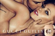 Evan and Rachel Wood for Gucci Guilty