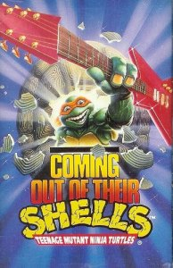 Coming out of their Shells Poster