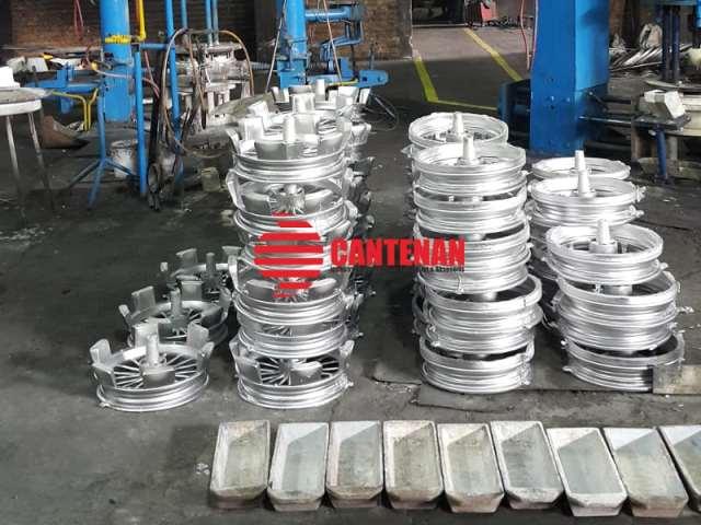 Daerah Penghasil Logam Indonesia, Industri Alumunium Jogja