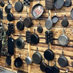 Peralatan Masak Berbahan Logam, sumber ig cast_iron_community