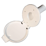 water cap with flap for 25mm
