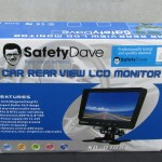 safety dave rear view lcd monitor