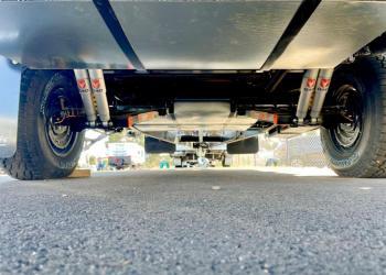 xtenda single axle cruismaster suspension