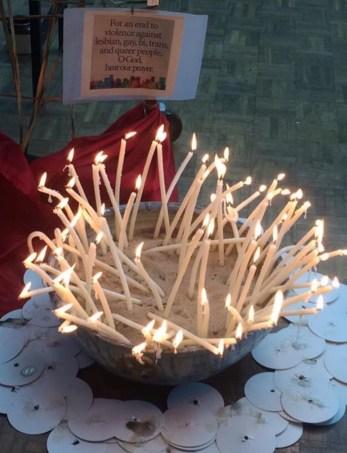 Orlando candles
