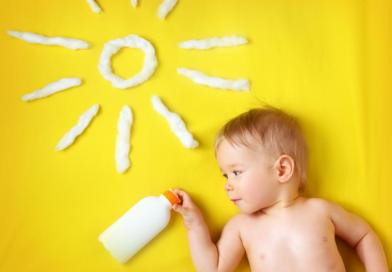 Your baby lacks Vitamin D from the Breast