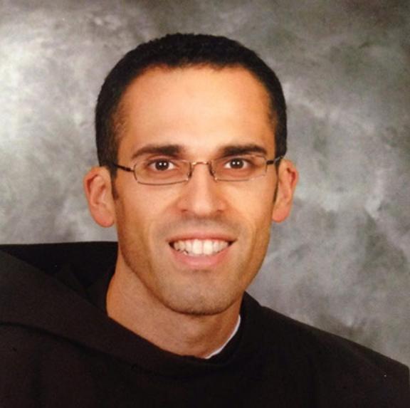 Father Philip Pacheco, O.F.M. Portrait.